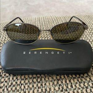 Vintage Serengeti model 6793 sunglasses
